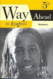Way ahead in english ! 5eme workbook cameroun - Couverture - Format classique