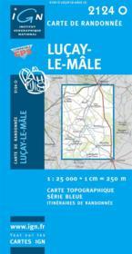 Luçay-le-Mâle - Couverture - Format classique