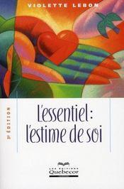 L'essentiel : l'estime de soi (3e édition) - Intérieur - Format classique