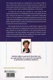 L'essentiel : l'estime de soi (3e édition) - 4ème de couverture - Format classique