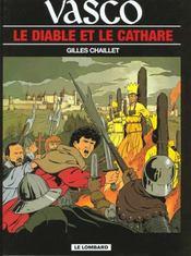 Vasco T7 Le Diable Et Le Cathare - Intérieur - Format classique