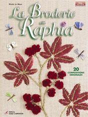 Broderie En Raphia (La) - Intérieur - Format classique