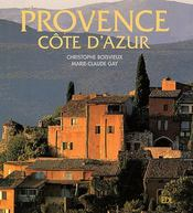 Provence ; Côte d'Azur - Couverture - Format classique