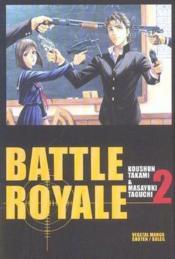 Battle royale t.2 - Couverture - Format classique