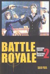 Battle royale t.2 - Intérieur - Format classique