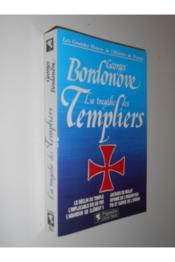Les Grandes Heures De L'Histoire De France: La Tragedie Des Templiers - Couverture - Format classique