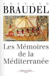 Les mémoires de la Méditerrannée - Couverture - Format classique
