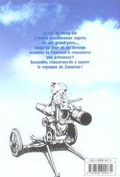 Hammerboy T2 - 4ème de couverture - Format classique