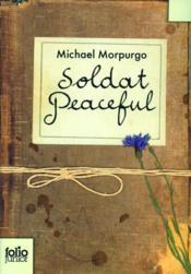 Soldat Peaceful - Couverture - Format classique