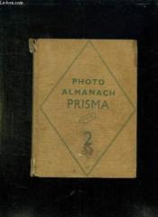 Le Photo Almanach Prisma 2. - Couverture - Format classique