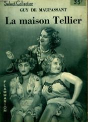 La Maison Tellier. Collection : Select Collection N° 8 - Couverture - Format classique