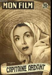 Mon Film N° 322 - Capitaine Ardant - Couverture - Format classique