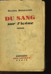 Du Sang Sur L'Icone - Couverture - Format classique