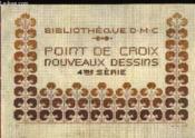 Point De Croix - Nouveaux Dessins - Couverture - Format classique
