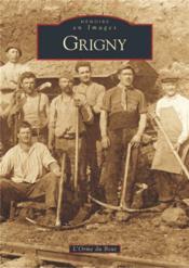 Grigny - Couverture - Format classique