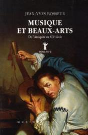 Musique et beaux-arts - Couverture - Format classique