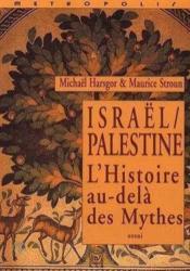 Israel Palestine - Couverture - Format classique