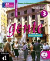 Gente 3 Nueva Edicion Libro Del Alumno + Cd - Couverture - Format classique