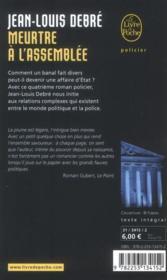 télécharger MEURTRE À L'ASSEMBLÉE pdf epub mobi gratuit dans livres 36198397_8475190