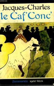 Caf' Con' . - Couverture - Format classique
