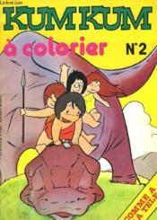 Kumkum A Colorier N°2 - Couverture - Format classique