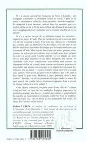 Un Systeme Africain De Protection Sociale A L'Ere De La Mondialisation Ou Venez M'Aider A Tuer Mon Lion - 4ème de couverture - Format classique