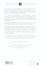 Les Coccinelles Grises - 4ème de couverture - Format classique