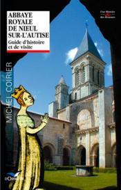 Abbaye royale de Nieul-sur-l'Autise - Couverture - Format classique