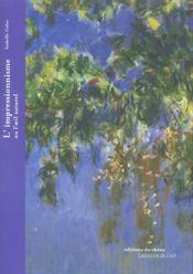 L'impressionnisme ou l'oeil naturel - Intérieur - Format classique