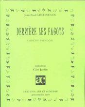 Derriere les fagots ; comedie paysanne - Intérieur - Format classique