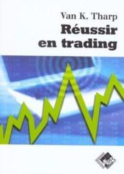 Reussir En Trading - Couverture - Format classique