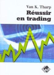 Reussir En Trading - Intérieur - Format classique