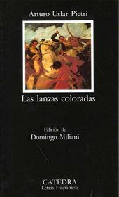 Las lanzas coloradas (Letras Hispánicas) - Intérieur - Format classique