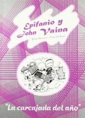 Epifanio Et John Vaina - Couverture - Format classique