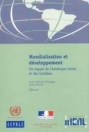 Mondialisation Et Developpement ; Un Regard De L'Amerique Latine Et Des Caraibes - Intérieur - Format classique