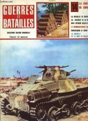 Geurres Et Batailles - 14 - La Chute De Corregidor - Couverture - Format classique