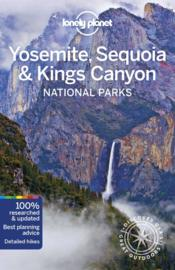 Vente  Yosemite, Sequoia & kings Canyon national parks (5e édition)  - Collectif Lonely Planet
