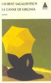 La canne de virginia babel 601 - Couverture - Format classique