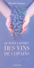Le petit lapaque des vins de copains - Intérieur - Format classique