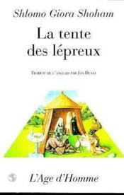 La Tente Des Lepreux - Couverture - Format classique