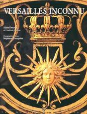 Versailles Inconnu - Intérieur - Format classique