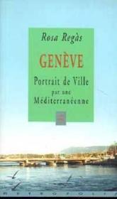 Geneve - portrait de ville - Couverture - Format classique