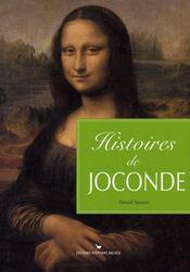 Histoires de Joconde - Intérieur - Format classique