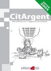 Citargent - Intérieur - Format classique
