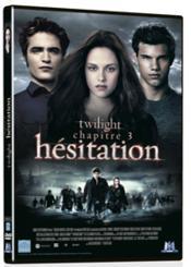 Twilight, Chapitre 3 : Hésitation - Couverture - Format classique