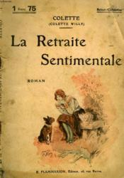 La Retraite Sentimentale. Collection : Select Collection N° 47 - Couverture - Format classique