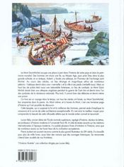 Histoire du mont st michel - 4ème de couverture - Format classique