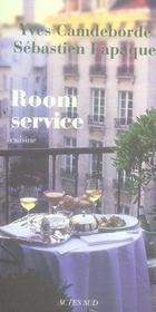 Room service - Intérieur - Format classique