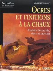 Ocres Et Finitions A La Chaux - Intérieur - Format classique