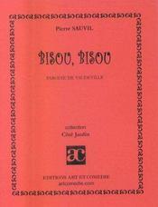 Bisou, bisou ; parodie de vaudeville - Intérieur - Format classique